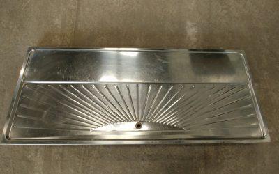 Franke tapblad 120×50 cm