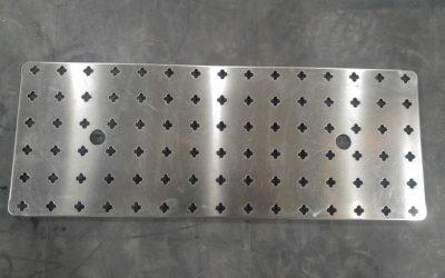 Lekrooster 60×23 cm
