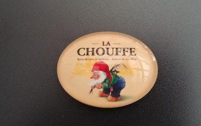 Taplens La Chouffe Ovaal Bol