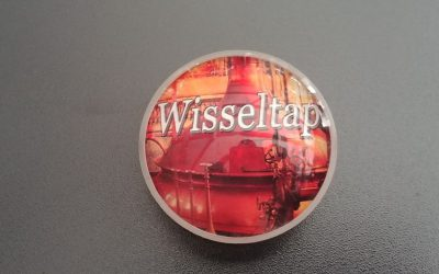 Taplens Wisseltap Rond 69mm LED 5volt