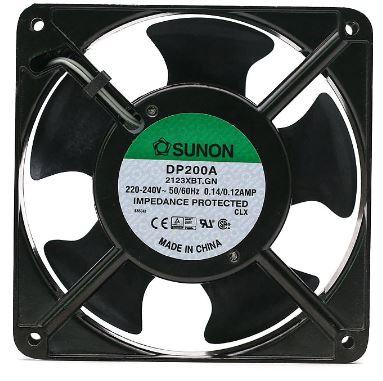 Sunon DP200A ventilator AC 220Volt 120x120mm