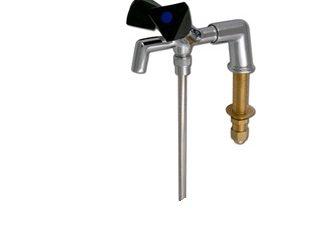 Onderspoelkraan koudwater kraan bar